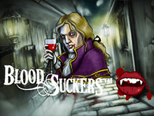 Автомат Blood Suckers в казино