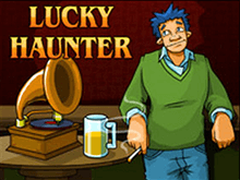 Автомат Lucky Haunter в казино