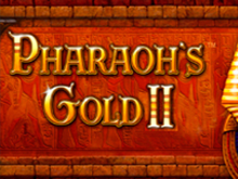 Pharaohs Gold 2 в онлайн казино